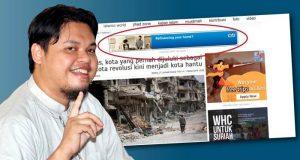 Arrahmah.com, the website of designated terrorist Muhammad Jibril Abdul Rahman, has featured ads from global brands including Citi, IBM and Microsoft © AP