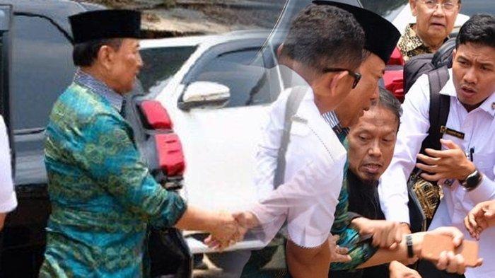 Wiranto Ditusuk Teroris di Pandeglang